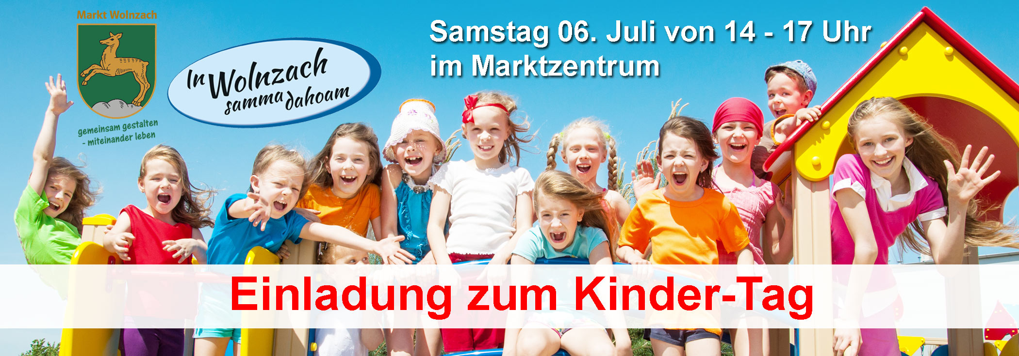 Kindertag in Wolnzach